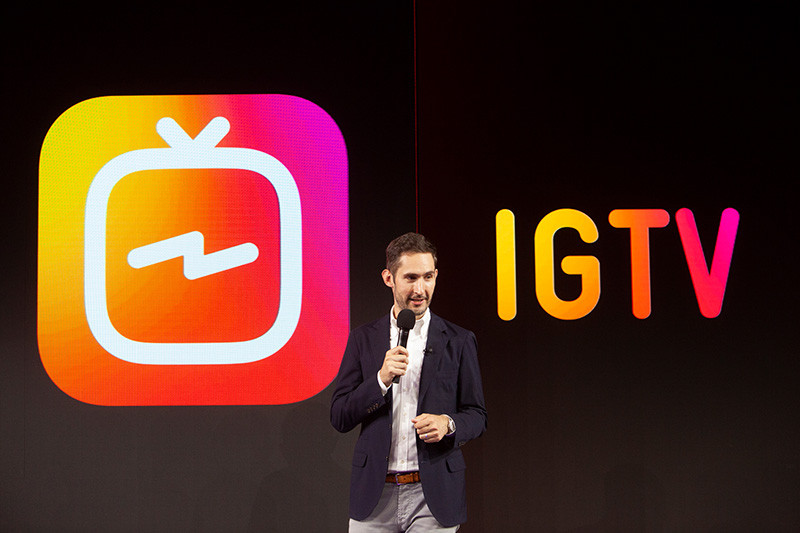 Instagram simplificó la forma de ver los videos de IGTV