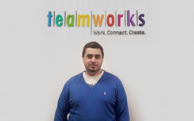 Mario Molina desembarca en Teamworks con su consultora de sistemas
