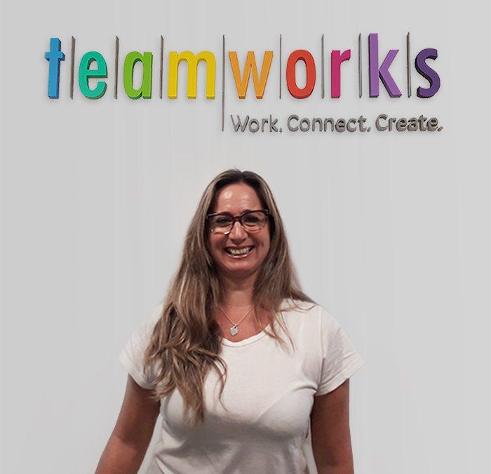 Viviana López suma su consultora a Teamworks