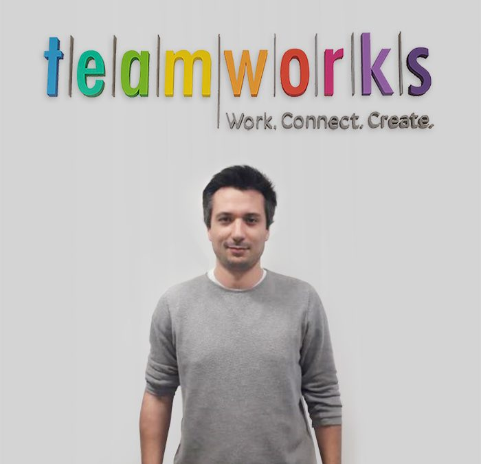 Un experto en branding y marketing digital llega a Teamworks