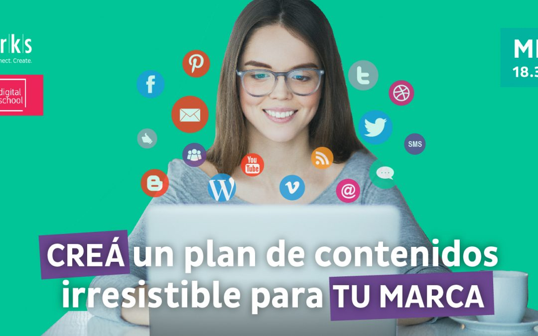 Talk: Create an irresistible content plan for your brand